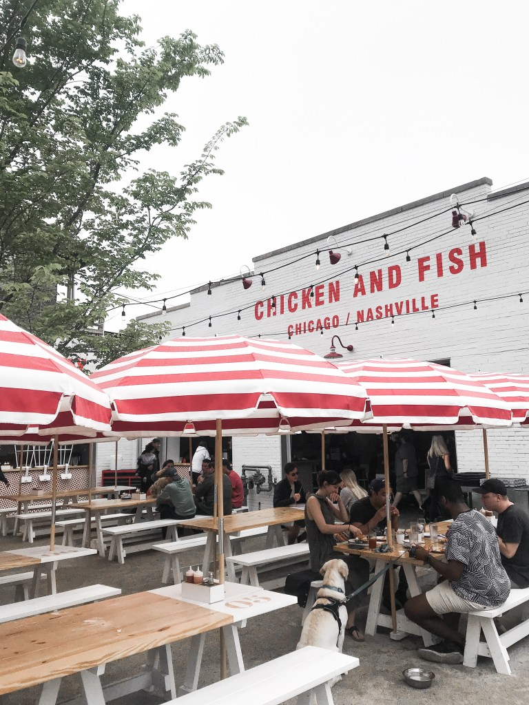 Best Outdoor Dining in Chicago