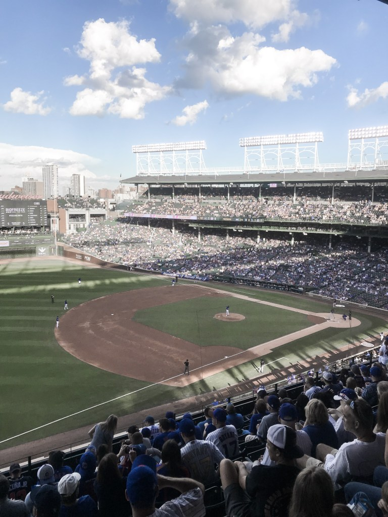 What to Do When Visiting Chicago: Attend a Cubs Game