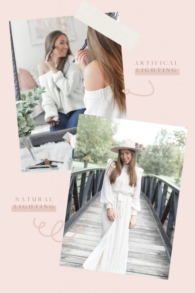 How to Create Bright and Airy Photos: Artificial vs Natural Light