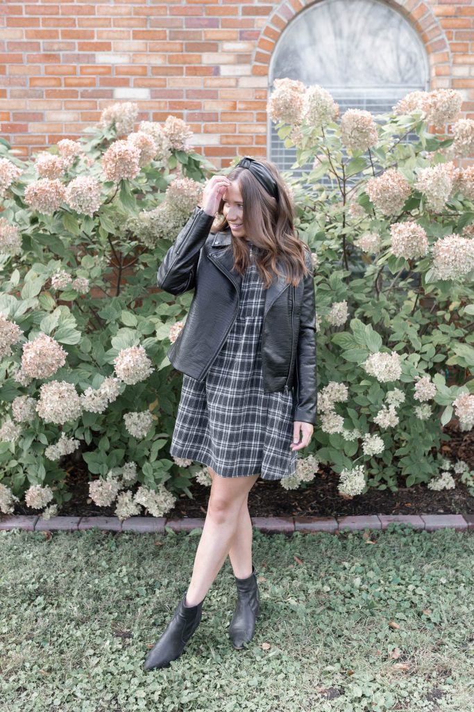Fall Capsule Wardrobe: How to Style One Versatile Dress Multiple Ways