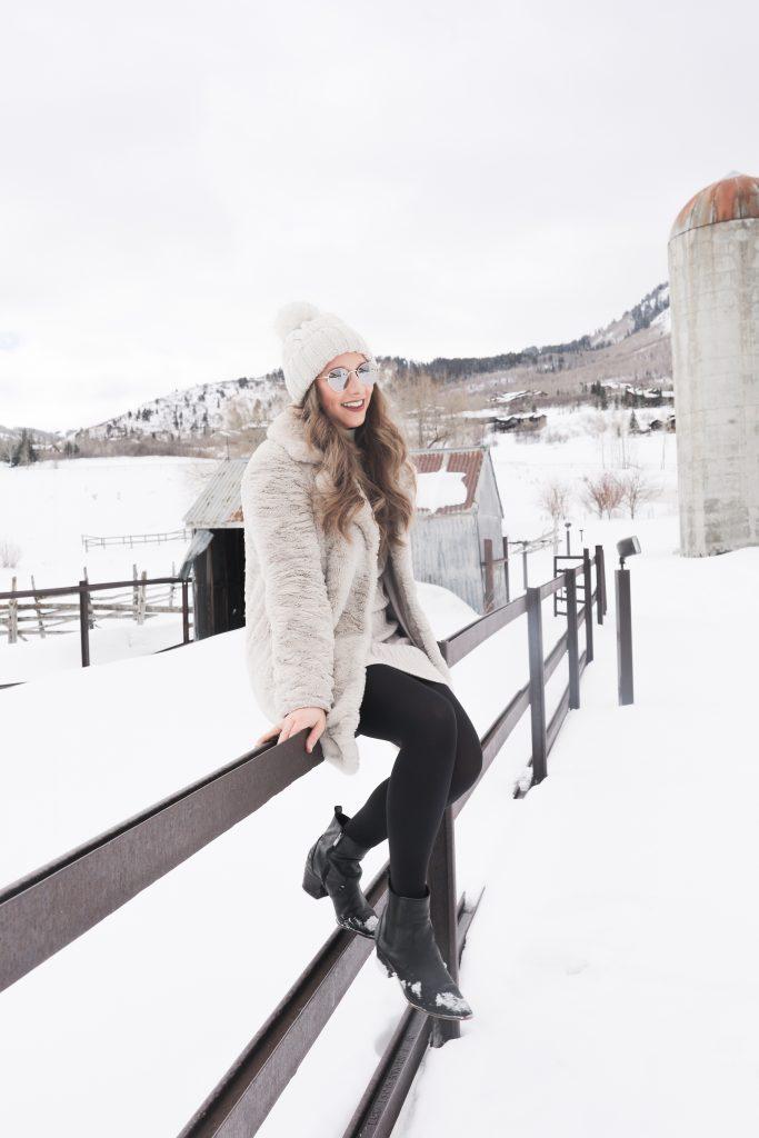 Instagramable Spots in Park City Utah