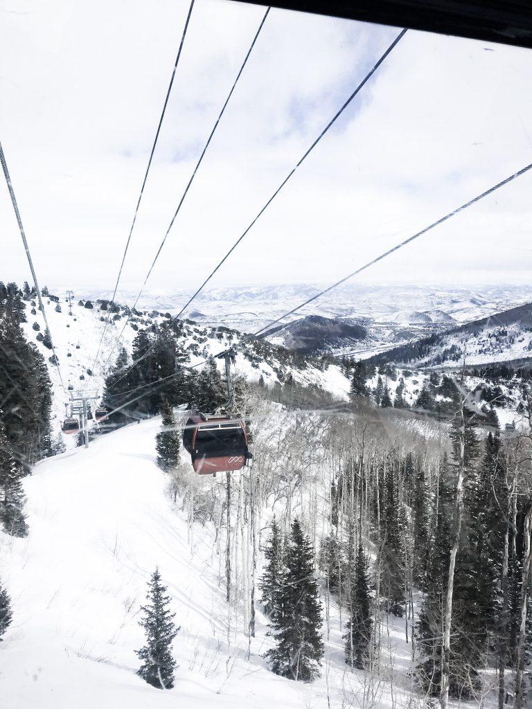 Park City Utah Ski Resorts with the Best Views