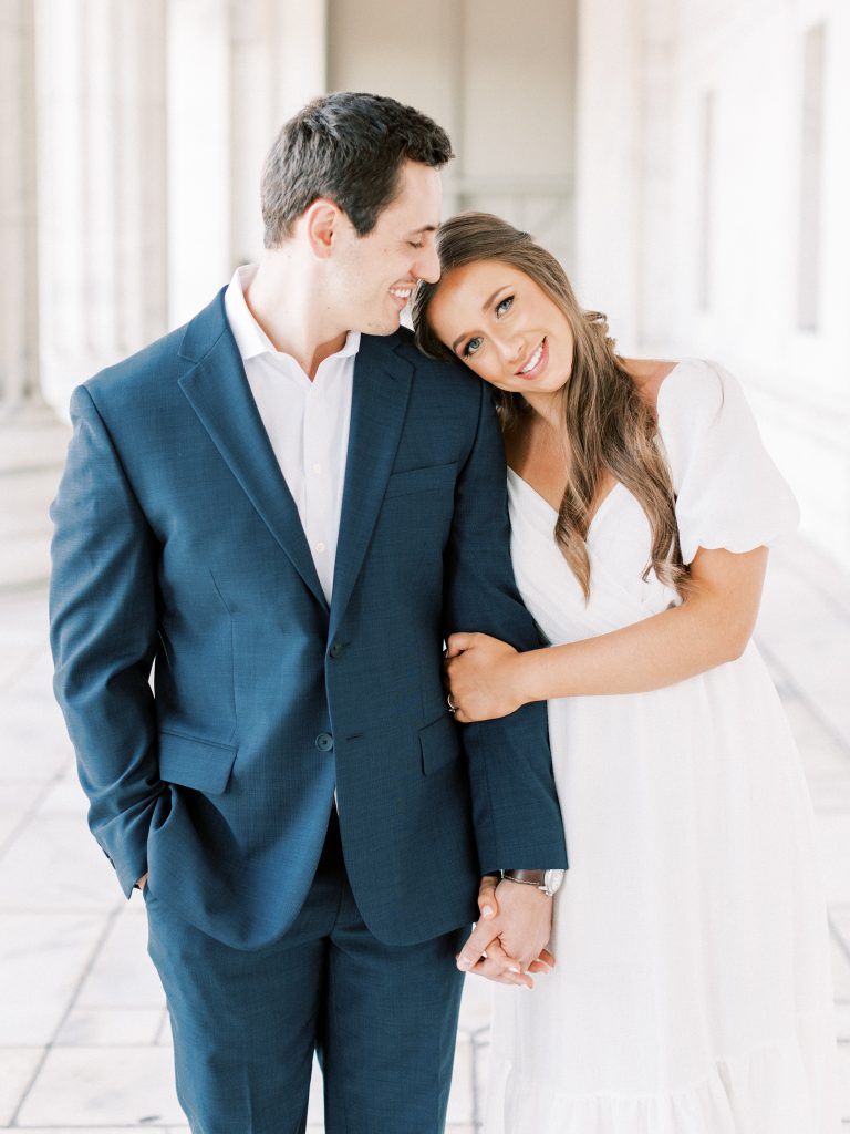 Chicago Engagement Photoshoot with Lindsey Taylor Photography
