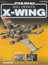 Bau Deinen X-Wing #4