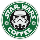 Star Wars Stormtrooper Coffee