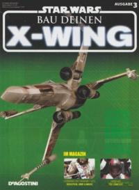 Bau Deinen X-Wing #3