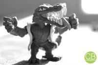 MARVEL Super Hero Mashers Micro - Marvel's Lizard