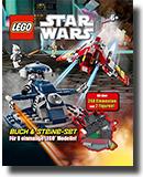 LEGO STAR WARS Buch & Steine-Set - Für 8 einmalige LEGO Modelle