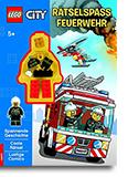 LEGO CITY - Rätselspaß Feuerwehr