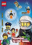 LEGO CITY - Rätselspaß für kleine Helden