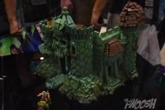 Megablocks Castle Grayskull 2015