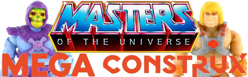 Masters of the Universe von MEGA CONSTRUX