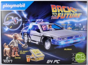 playmobil 70317 Btf DeLorean