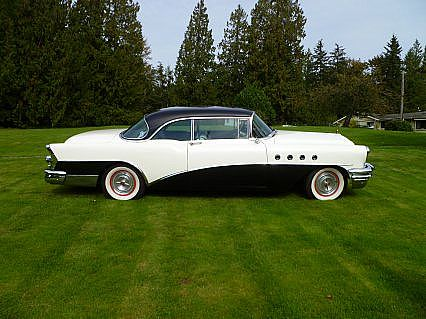 1955 Buick Roadmaster For Sale Snohomish Washington