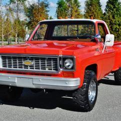 78 Chevy Truck Wiring Diagram Fermax Intercom 1974 Chevrolet C20 Stepside For Sale Lakeland, Florida