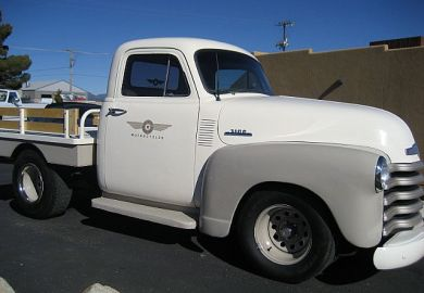 1955 Chevy Trucks For Sale By Owner