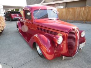 1938 Ford Pickup For Sale Langley, British Columbia