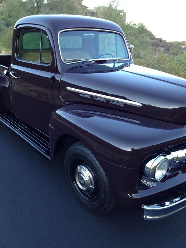 1951 Ford F2 3 4 Ton Pickup For Sale La Center Washington