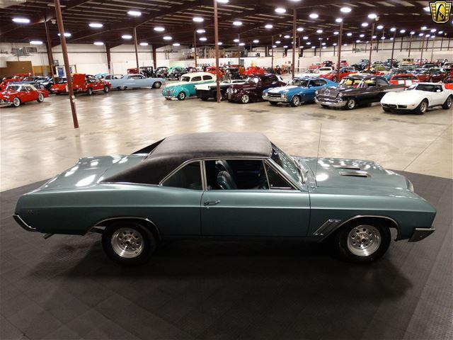 1967 Buick Wildcat 4 Door Hardtop