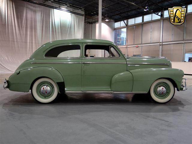 1942 Chevrolet Master Deluxe Town Sedan