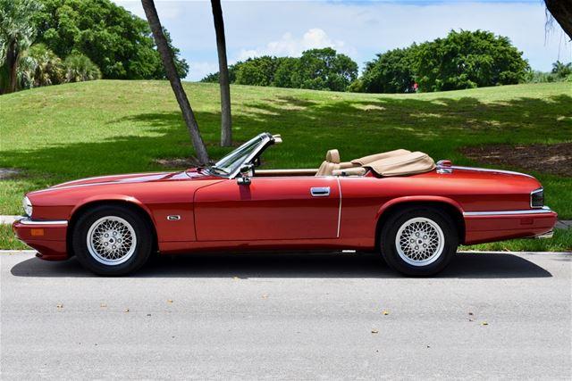 1994 Jaguar XJS For Sale Delray Beach Florida