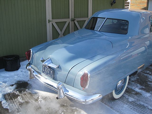 Wiring Diagram For 1951 Studebaker Champion And Commander