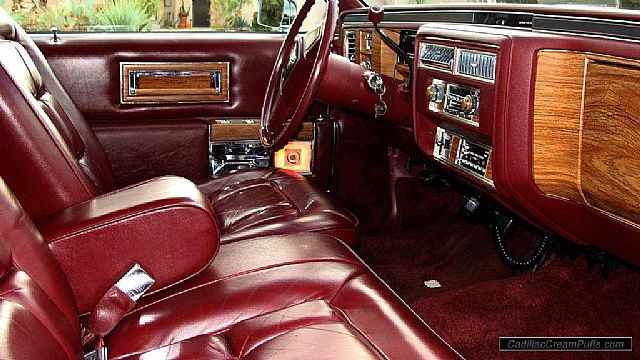 1984 Cadillac Fleetwood Brougham For Sale Greenville