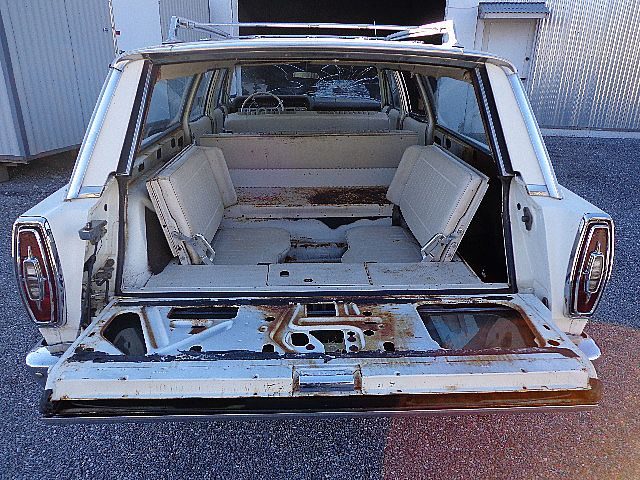 1967 Ford Country Squire For Sale Chickasha Oklahoma