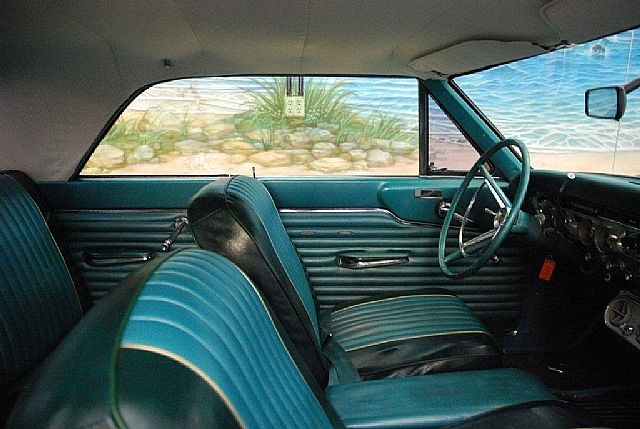 S33 Mercury Coupe Meteor 1963