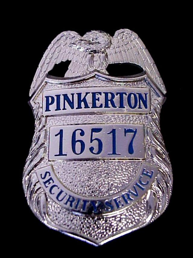 Pinkerton Security Services