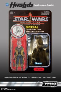 Exclusive Yak Face figure for Jabba's Sail Barge