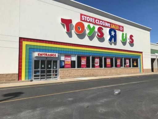 Toys R Us Cancels Bankruptcy Auction May Stage Comeback The
