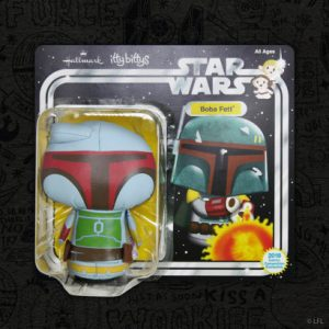 Hallmark Comic Con exclusive itty bitty Boba Fett