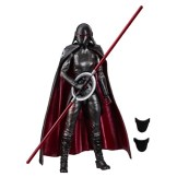 STAR WARS THE BLACK SERIES 6-INCH SECOND SISTER INQUISITOR CARBONIZED COLLECTION Figure - oop