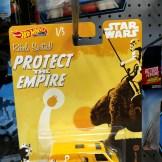 Hot Wheels Star Wars art cars