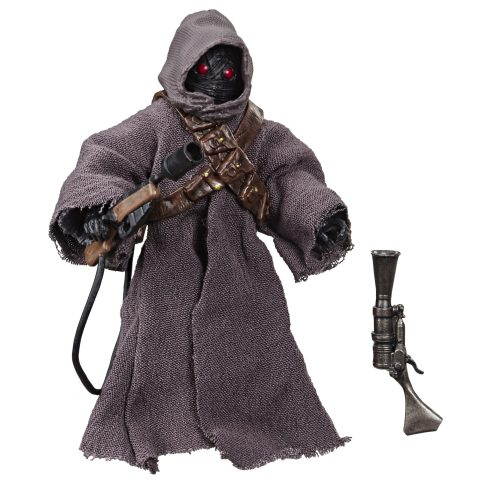 STAR WARS THE BLACK SERIES 6-INCH OFFWORLD JAWA Figure - oop