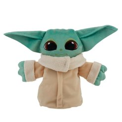 STAR WARS THE BOUNTY COLLECTION THE CHILD HIDEAWAY HOVER-PRAM PLUSH - oop (1)