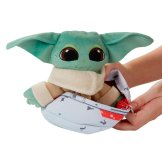 STAR WARS THE BOUNTY COLLECTION THE CHILD HIDEAWAY HOVER-PRAM PLUSH - oop (6)