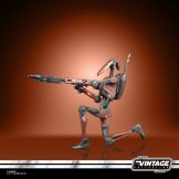 STAR WARS THE VINTAGE COLLECTION GAMING GREATS 3.75-INCH HEAVY BATTLE DROID Figure (6)