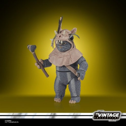 STAR WARS THE VINTAGE COLLECTION 3.75-INCH TEEBO Figure - oop (2)