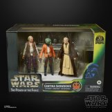 STAR WARS THE BLACK SERIES THE POWER OF THE FORCE CANTINA SHOWDOWN Playset - in pck (1)