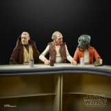 STAR WARS THE BLACK SERIES THE POWER OF THE FORCE CANTINA SHOWDOWN Playset - oop (45)