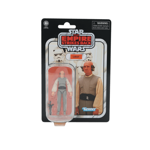 STAR WARS THE VINTAGE COLLECTION 3.75-INCH LOBOT Figure_in pck 2