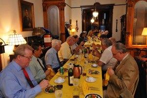 Monthly General Dinner-Meetings