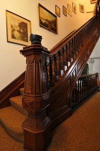 Second Level Stairway