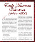 Early American Valentines