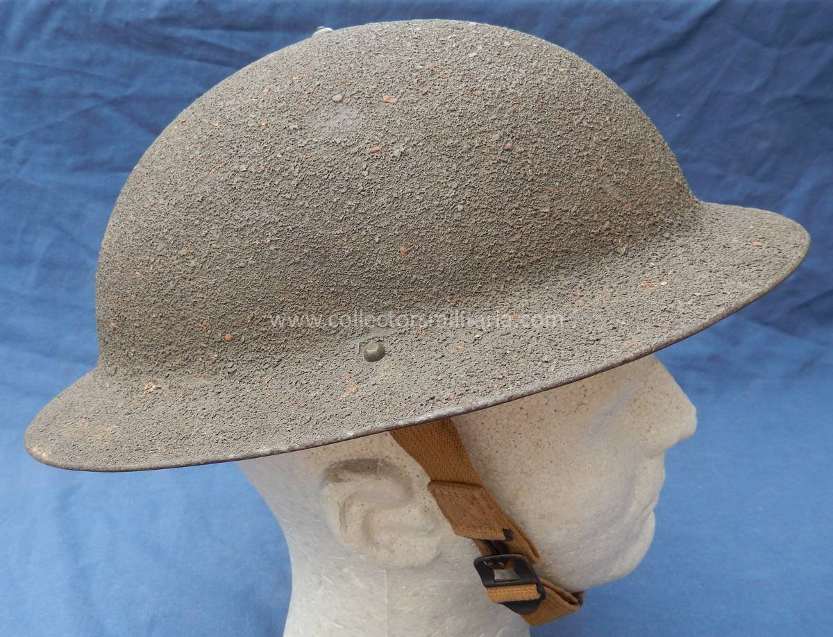 A Minty US Transitional M1917A1 Helmet