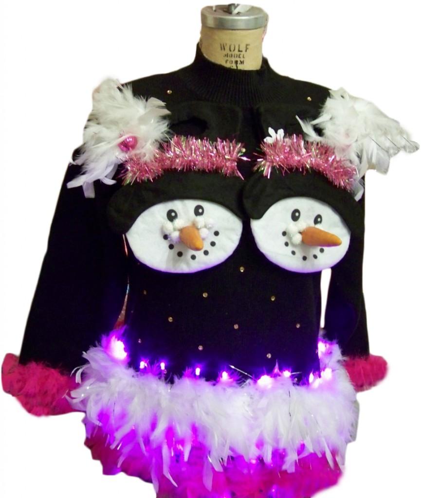 Tacky Christmas Outfits.Ugly Christmas Clothing Sunshine And Chaos
