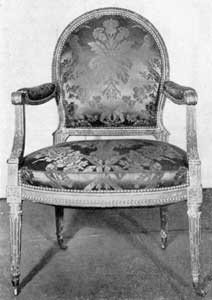 George Washington and His Presidential Furniture