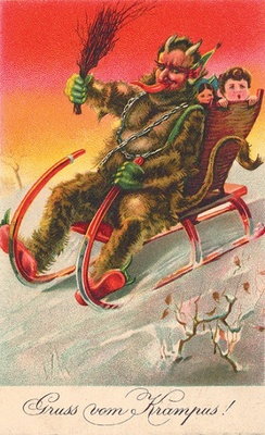 Youd Better Watch Out Krampus Is Coming To Town